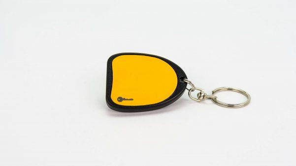 Proximity tag used for setting an intruder alarm upon entering a building